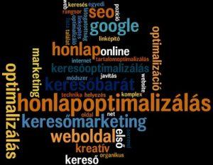 google honlap optimalizálás és keresőmarketing