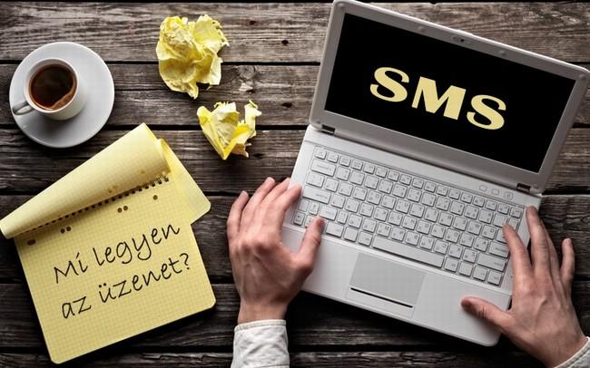 csoportos sms-küldés - tömeges üzenet laptopról